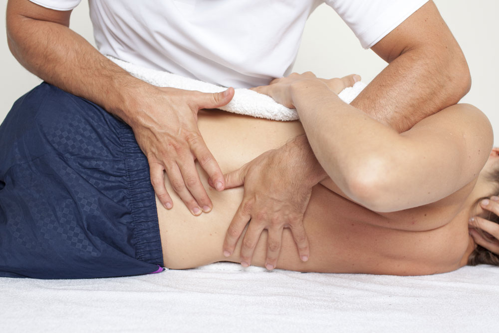 Fisioterapia y Osteopatía